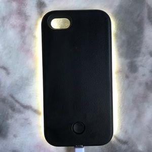 iPhone se/5 light case